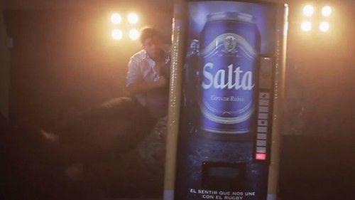 Cerveza Salta - Máquina de cerveja movida a ombradas #RUGBEER http://t.co/4roGg9Iz