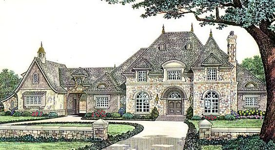 country french french country house and french country house plans