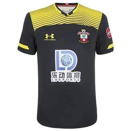 Official Southampton Football Third Shirt Jersey Tee Top 2018 19 Mens