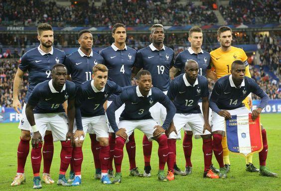 France-Allemagne 13 Novembre 2015