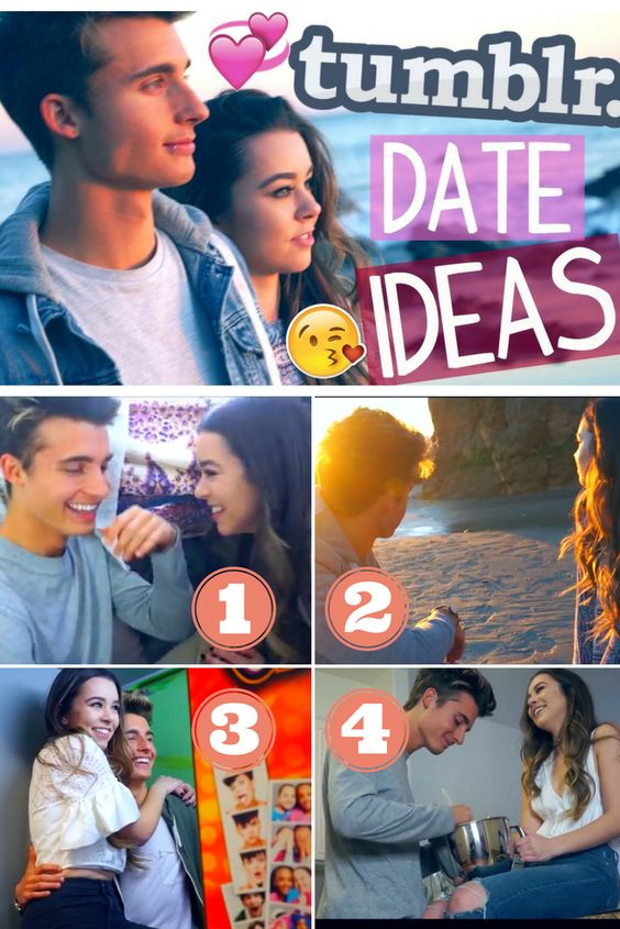 Cute and Fun Tumblr Dating Ideas