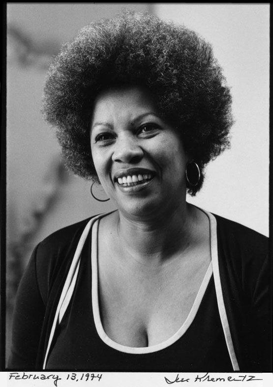 Toni Morrison (Jill Krementz, February 13, 1974)