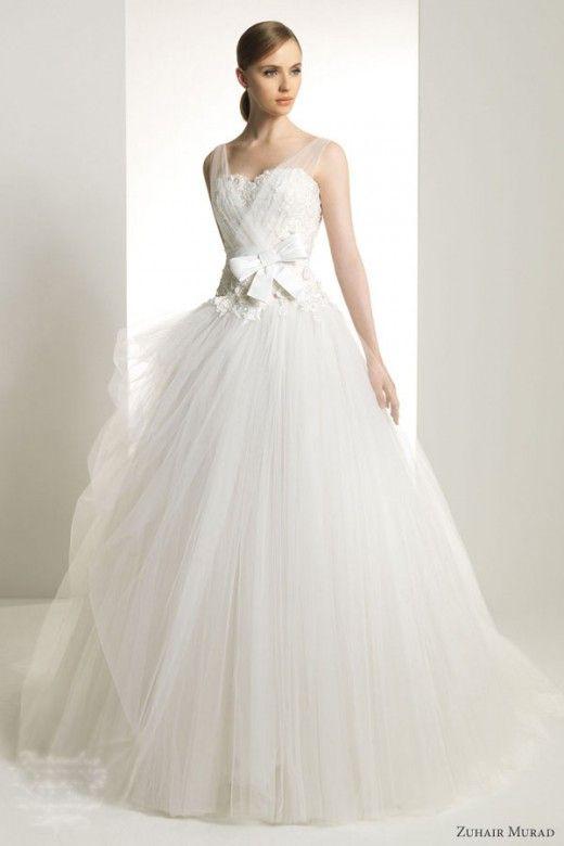 Noiva com Classe: Zuhair Murad: vestidos de noiva