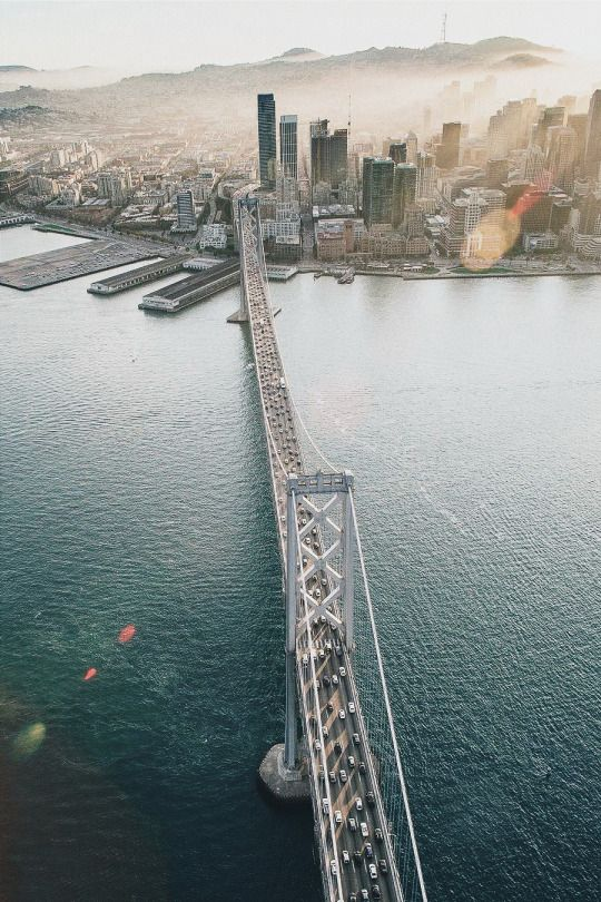The new Bay Bridge? I need to go see it, haven't been down to the Bay Area since B4 1989, was in Gold Country in early 2000's.: