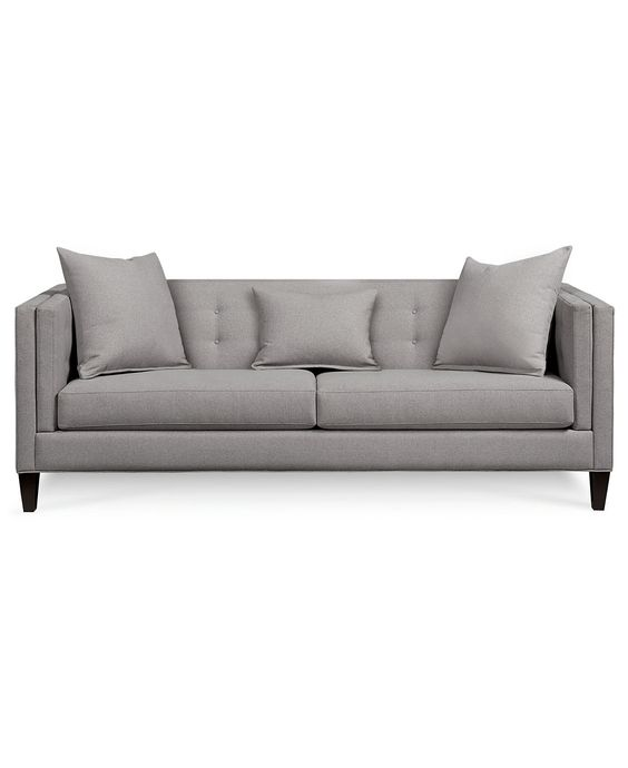 MY COUCH: Braylei Track Arm Sofa.  $600 + deliver (currently on sale again for $630)