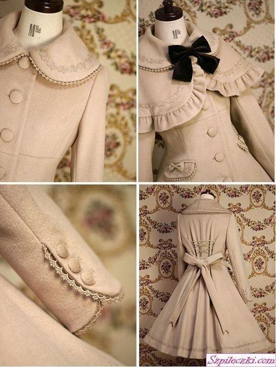 Gorgeous coat!