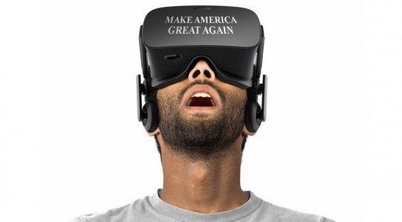 Fundador de Oculus Rift financia campaña de memes contra Hillary Clinton https://t.co/p08ciq5ZzH https://t.co/6MfB3umdqA #CPMX8
