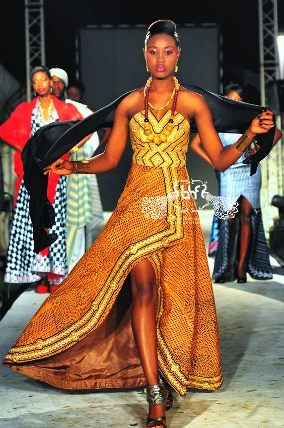 Nigerian Fashion African Fashion Style And Kitenge On Pinterest