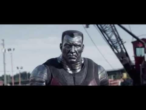 Deadpool 2016 Walking Scene X Gon Give It To Ya Youtube Deadpool Movie Deadpool Superhero Film