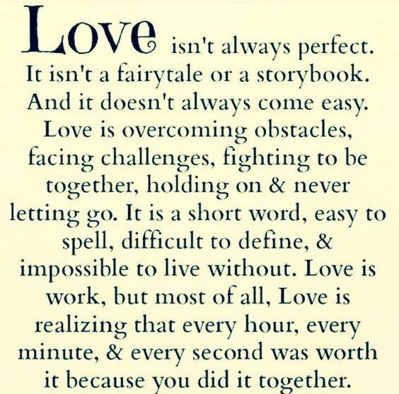 Famous Love Quote Love Isn T Always Perfect Love Quotes Loveimgs Vows Quotes Love Quotes For Wedding Anniversary Quotes Funny