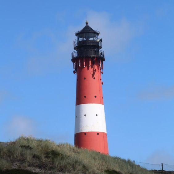 4 Freizeiten: Sommerurlaub auf Sylt - Teil 3: Hörnum, Leuchtturm