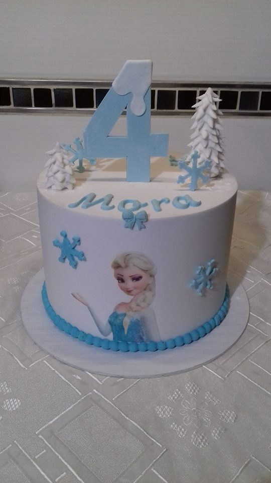 Frozen Cake With Images Cake Girl Cakes Frozen Cake