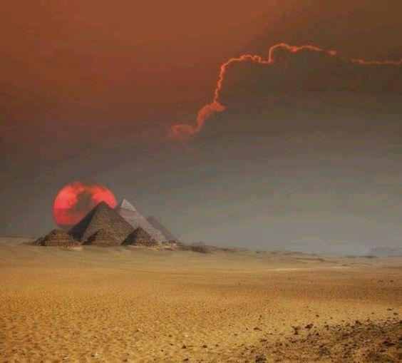 Pyramids of Egypt: