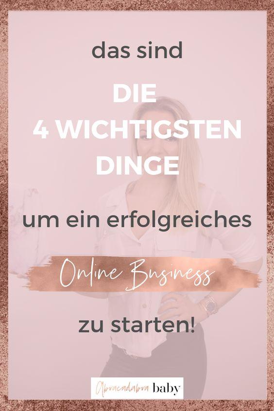 4 wichtige Tipps für ein erfolgreiches Online Business als Frau