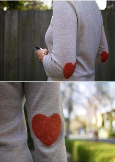 No Solo DIY: Coderas corazones DIY: