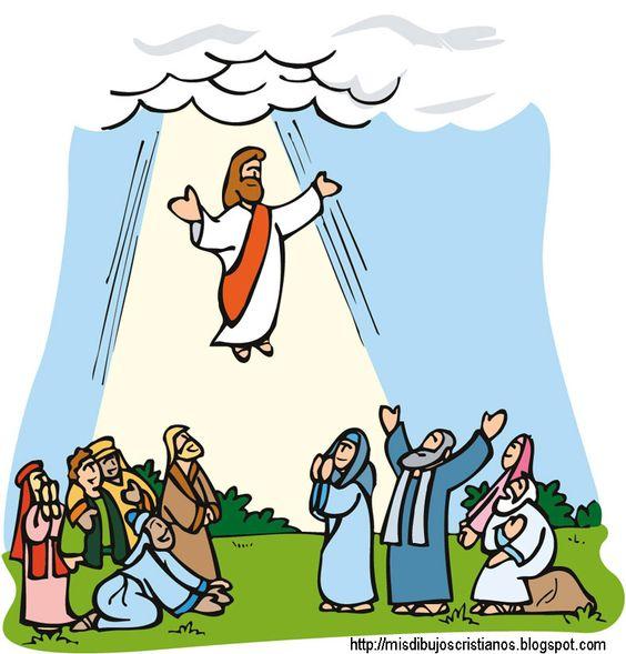 Ascension de Jesus