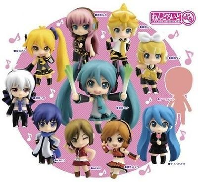 New Hatsune Miku Selection Nendoroid Petite figure Set Good Smile Japan  #ebay