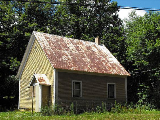 Potton, Quebec Vale Perkins United Church | Flickr - Photo Sharing!