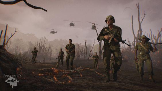 Rising Storm 2 Vietnam - Cenário
