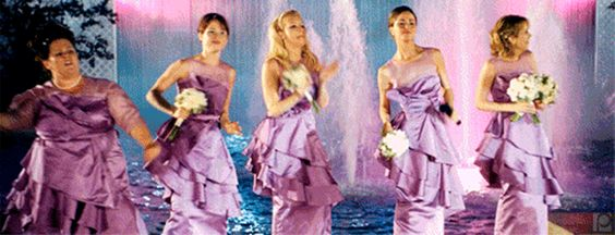 This is the reason bridesmaids wear the same dresses (and it's kinda creepy)