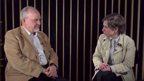 """""""El caso Aristegui y el periodismo independiente"""" por Carmen Artistegui ..."""