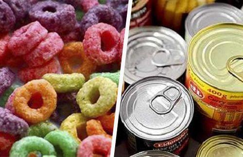 Los 12 tóxicos más temibles en alimentos procesados - Mejor Con Salud