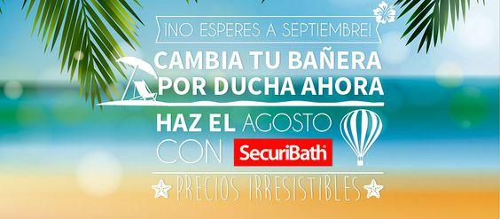 Oferta SecuriBath agosto