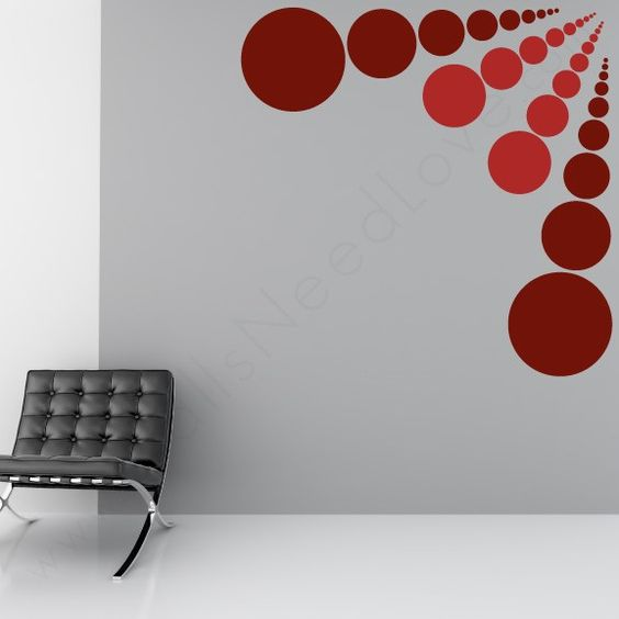 Rapid Dot Wall Decals