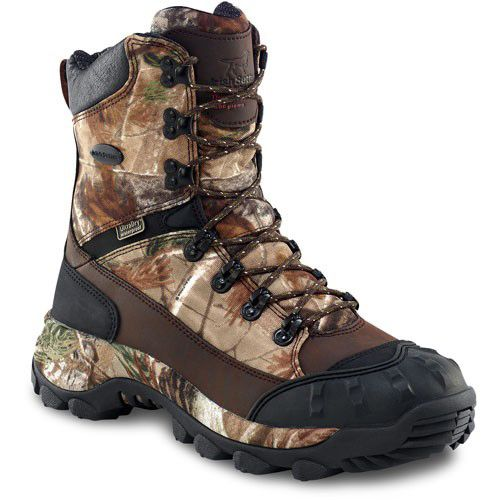 2819 Irish Setter Men's Grizzly Tracker Hunting Boots - Realtree