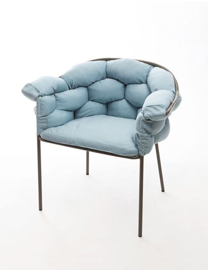 serpentine chair by eleonore nalet