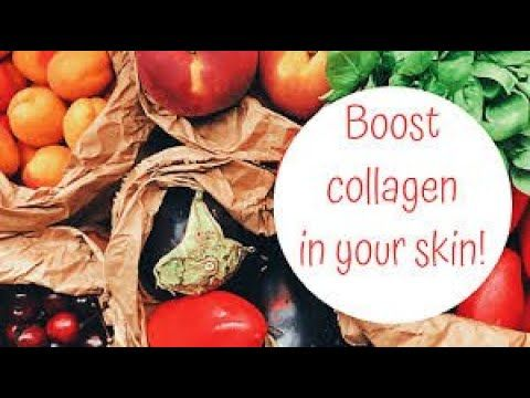 Foods That Naturally Boost Collagen Production Natural Health Natur In 2020 Natural Health Tips Natural Health Health Tips