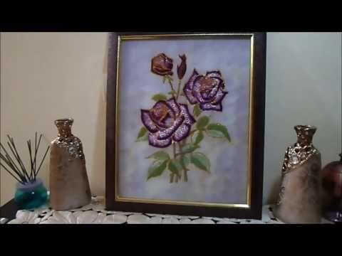 اسهل و ابسط طريقة للرسم على الزجاج Youtube Hand Embroidery Art Painting Painted Wine Glasses