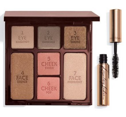 Charlotte Tilbury instant beauty palette