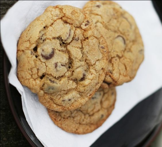 my favorite chocolate chip recipe thus far.