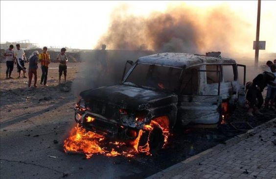 Arabia Saudí evacúa a 86 diplomáticos de la ciudad costera yemení de Adén