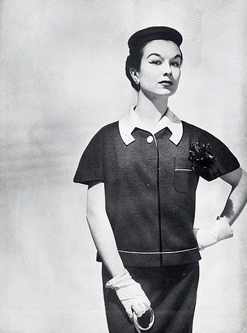 Givenchy 1954 Summer Tailor