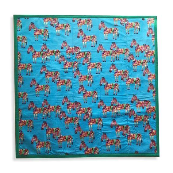 Roupa de cama e enxoval de bebe moderno e colorido! Lençol, manta tricot…