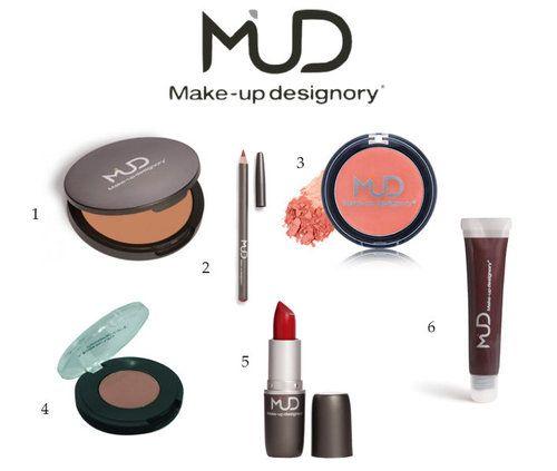 MUD Makeup Launch at Pam London