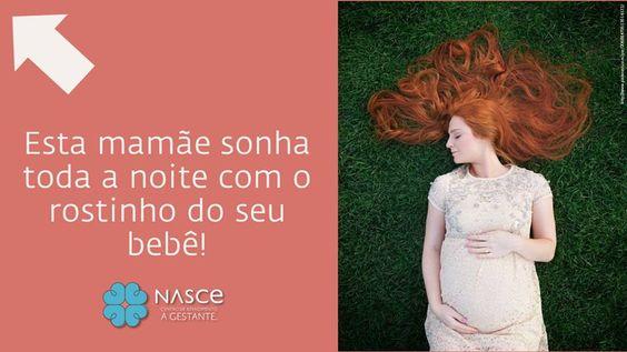 Né? :) #gestante #bebê #baby