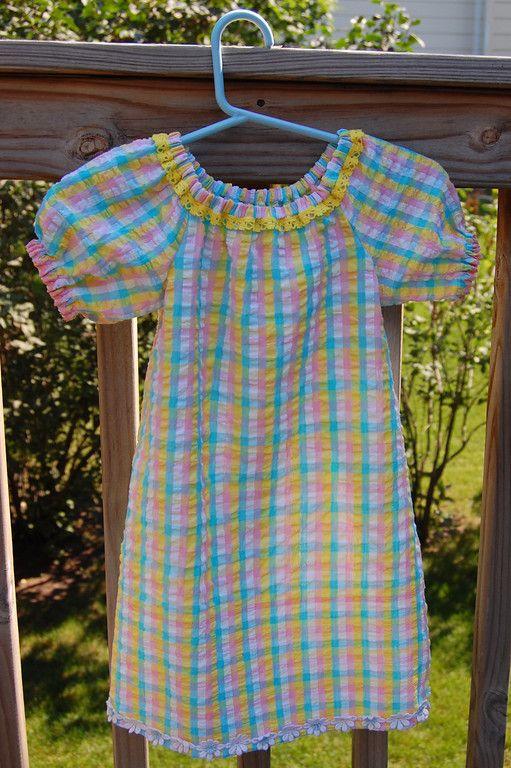 The Raglan Sleeve Dress