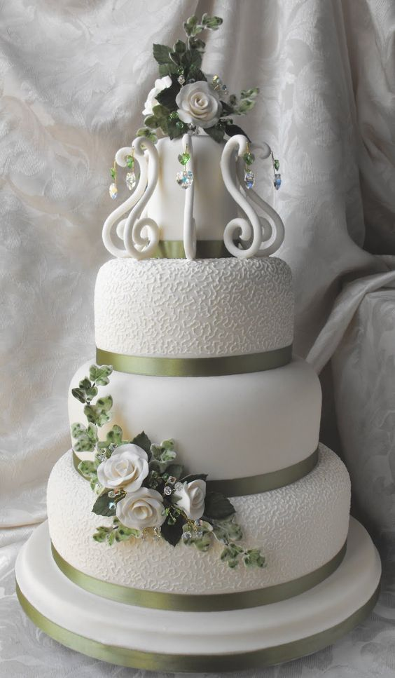 This is one of the most expensive wedding cakes in the ...