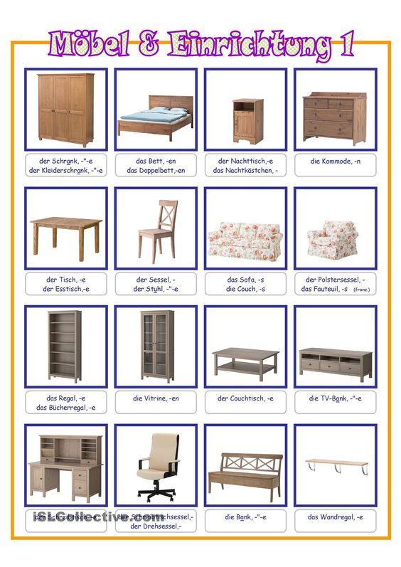Möbel & Einrichtung _ 1