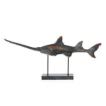 Saw Shark   Decorative Accessories   Accessories   Decor   Z Gallerie