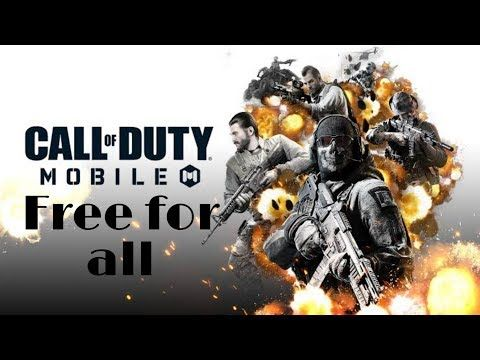 Call Of Duty Mobile Free For All Assamgaming Beta Youtube