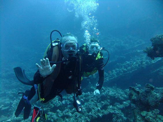 Buceo en El Mar Rojo con All Tours Egypt