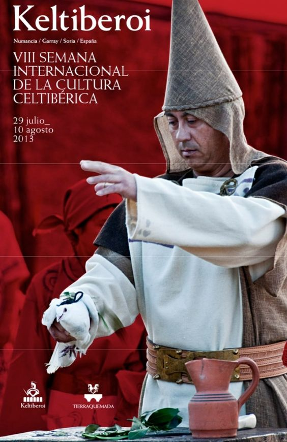 Keltiberoi 2013. VIII Semana internacional de la cultura Celtibérica