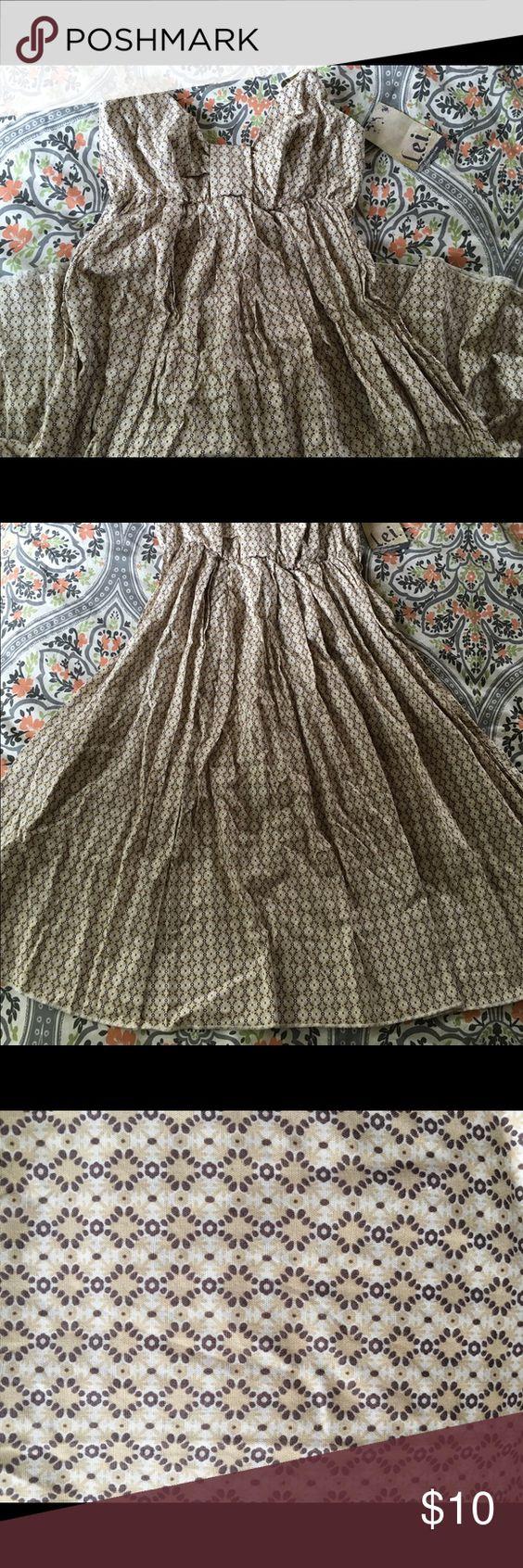 lei mini dress NWT NWT lei mini dress lei Dresses Mini