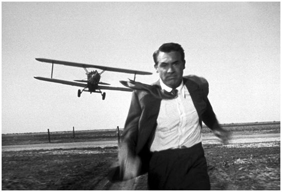 North by Northwest with Cary Grant: