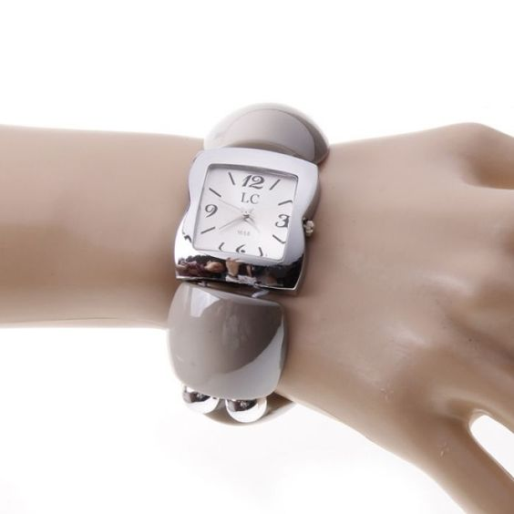 Relógio fashion modelo 1658 | Relógios | | TriClick por R$39,50