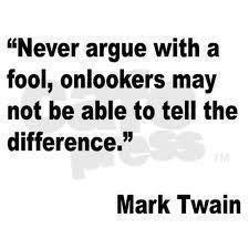 Mark Twain.
